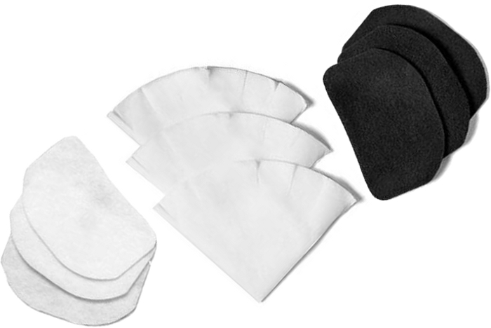 DeLonghi Replacement Filter Kit for 6 Series Fryers Models D650UX, D677UX, and D689