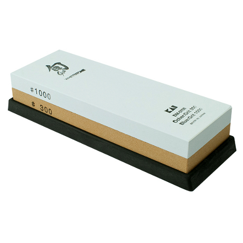 Shun 300/1000 Grit Combination Whetstone