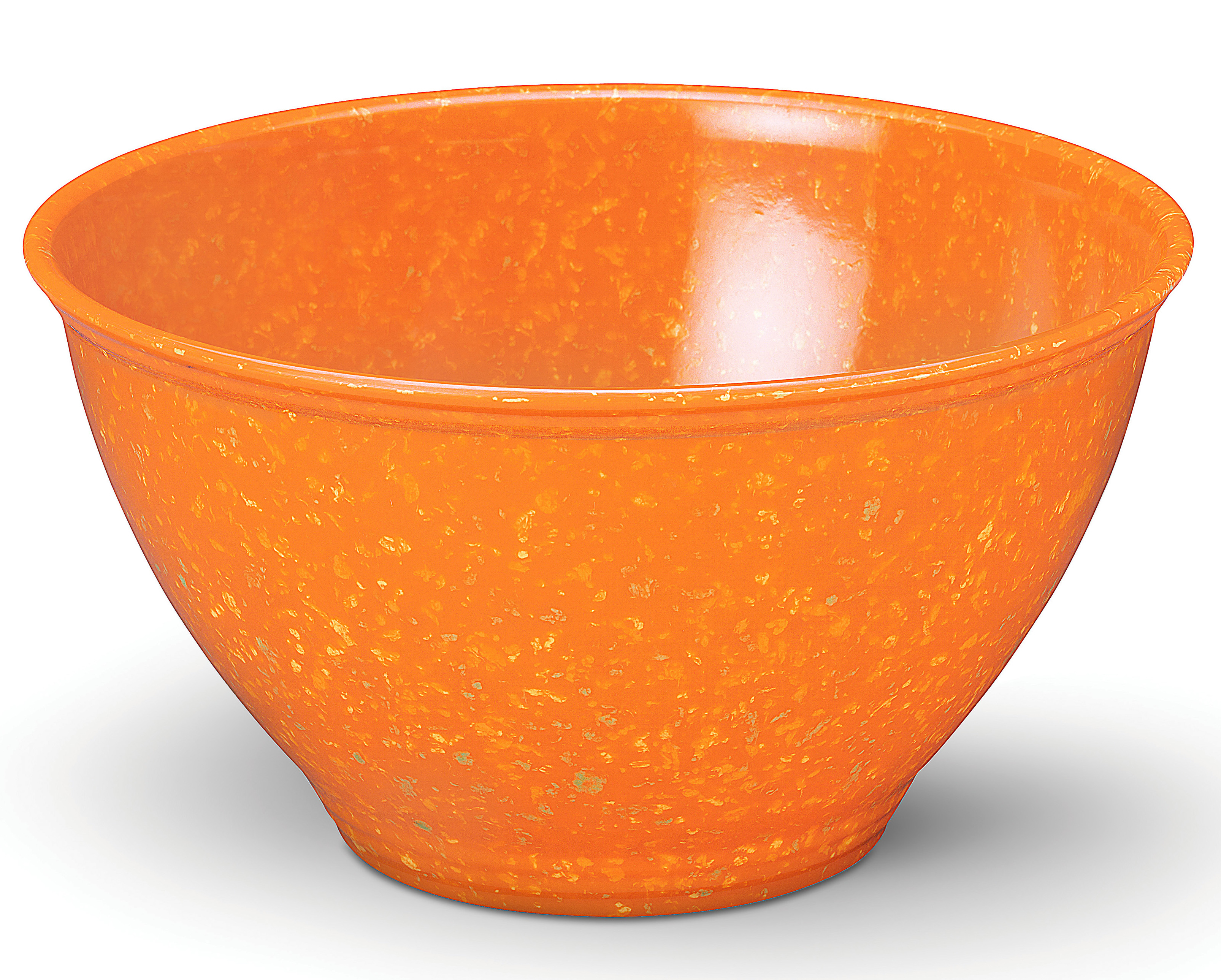 Rachael Ray Orange Footed Garbage Bowl