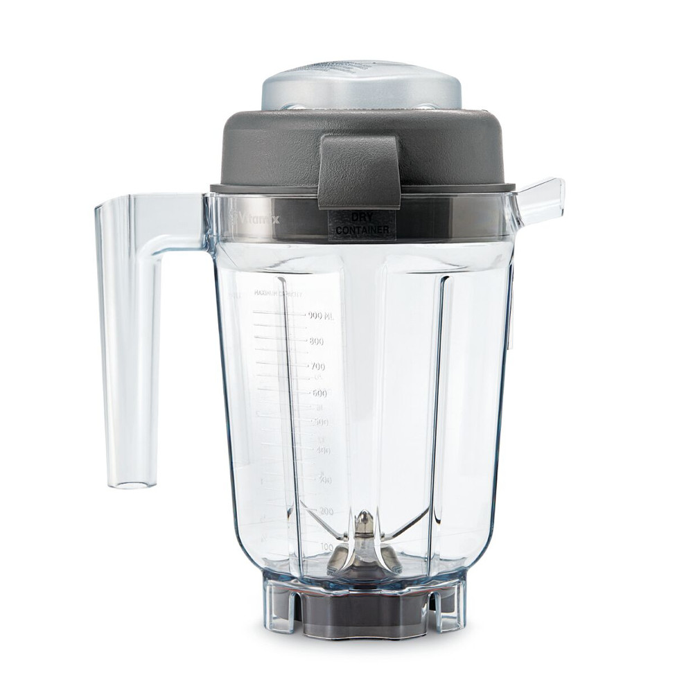 Vitamix 32 Ounce Dry Blade Blending Container with Recipe Book