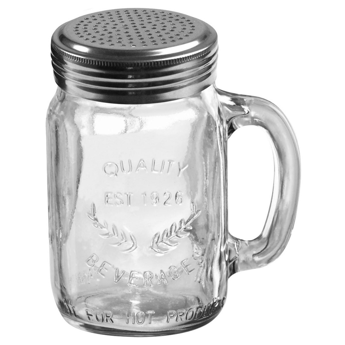 Artland Oasis 16 Ounce Glass Barbecue Shaker
