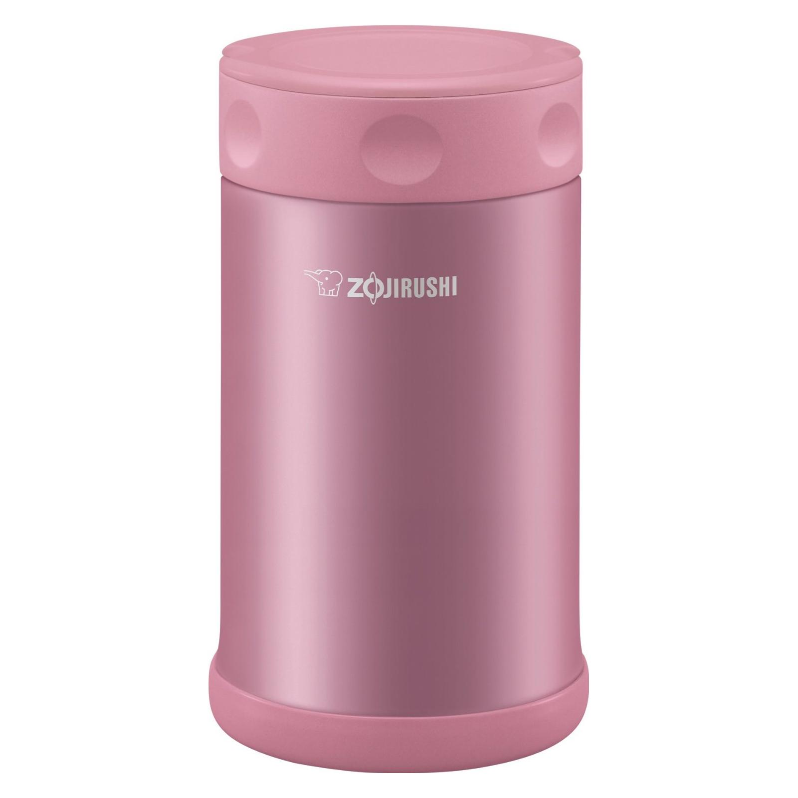 Zojirushi Pink Stainless Steel 25 Ounce Food Jar