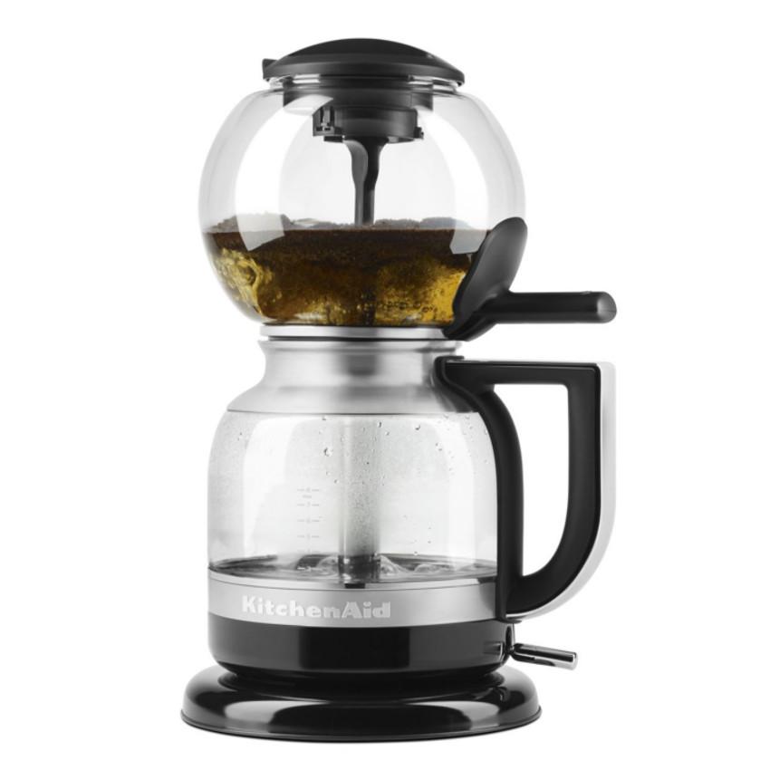 Siphon Coffee Brewer Onyx Black