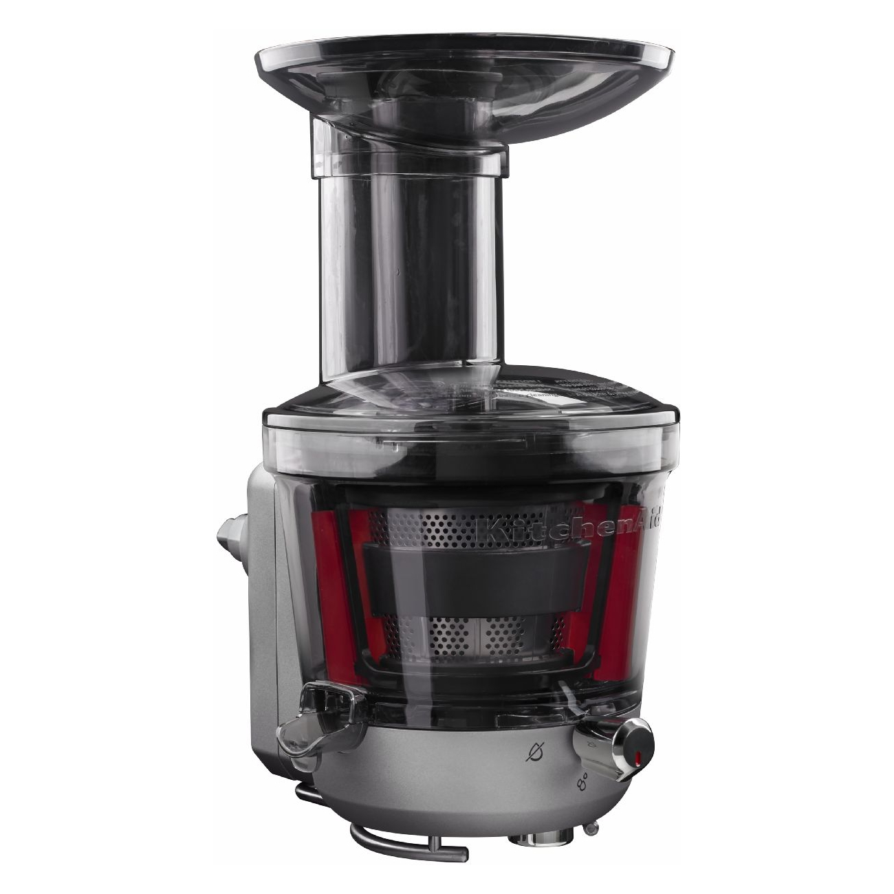 KitchenAid Slow Juicer and Sauce Stand Mixer Attachment