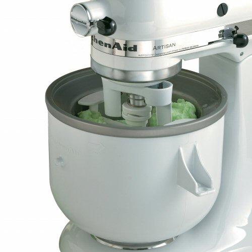 KitchenAid Ice Cream Maker Attachment for Stand Mixer