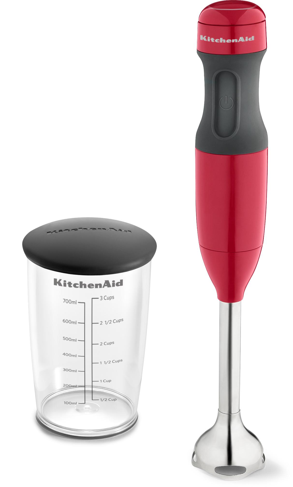 KitchenAid Empire Red 2-Speed Immersion Blender