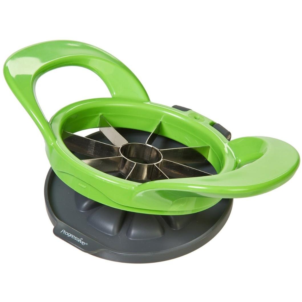 Progressive International Green Wedge and Pop Apple Slicer