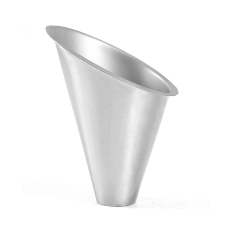 Stainless Steel Pepper Funnel, 3.75 Inch