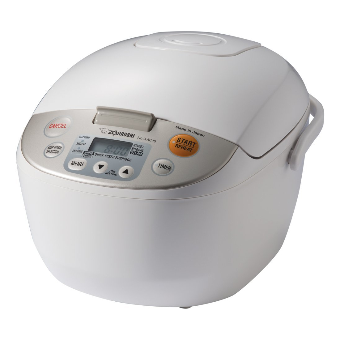Zojirushi Micom Beige 10 Cup Rice Cooker and Warmer