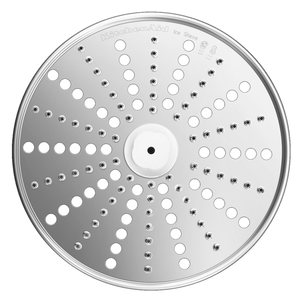 KitchenAid Parmesan and Ice Disc for 13 Cup Food Processor