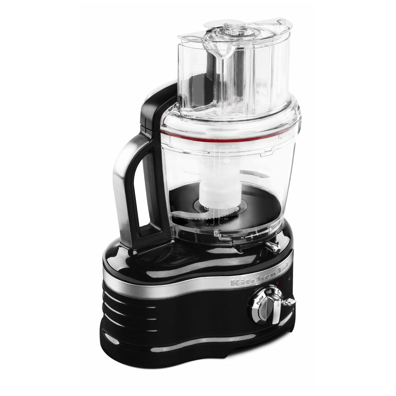 KitchenAid ProLine 16 Cup Onyx Black Food Processor with ExactSlice System
