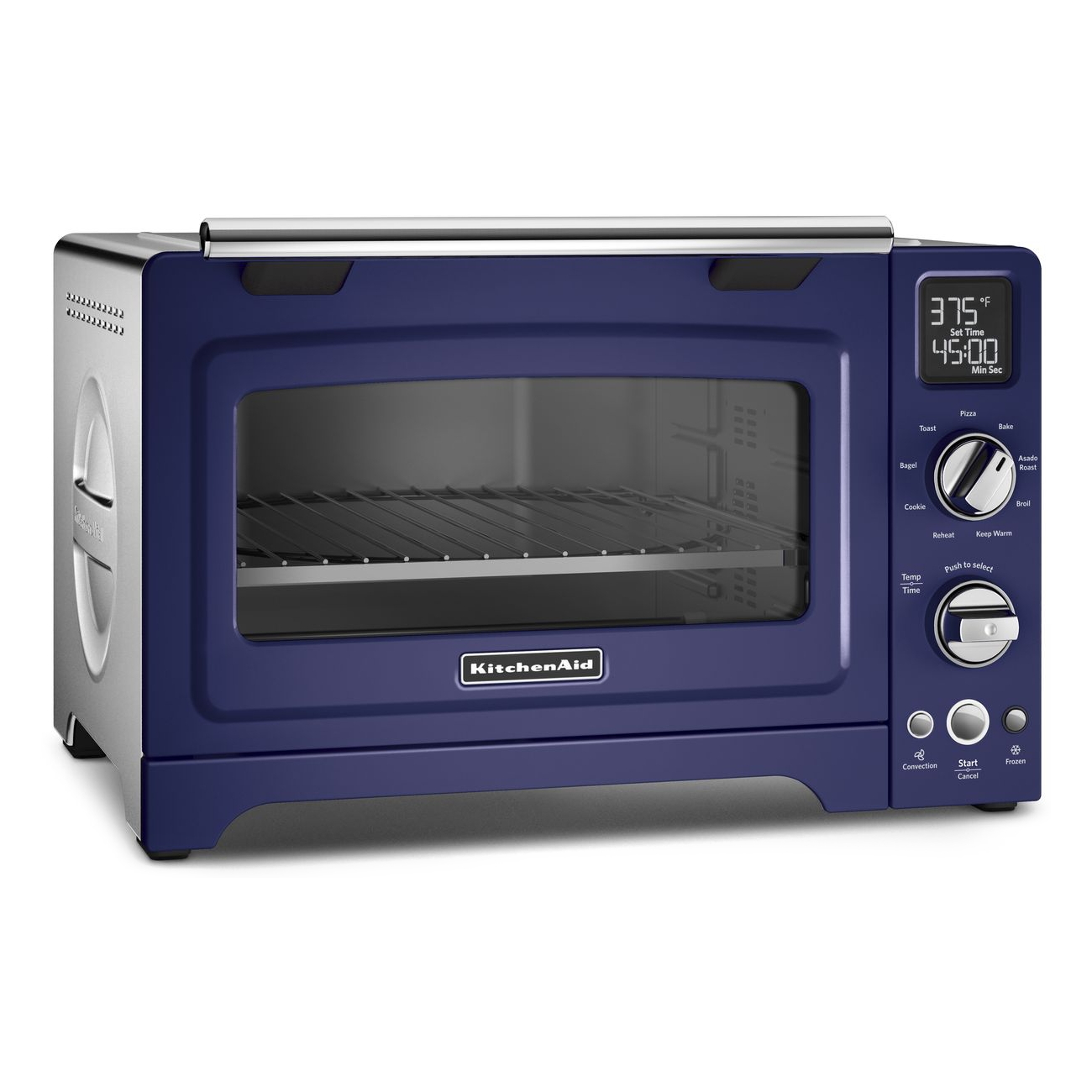 KitchenAid Cobalt Blue Digital Convection Oven