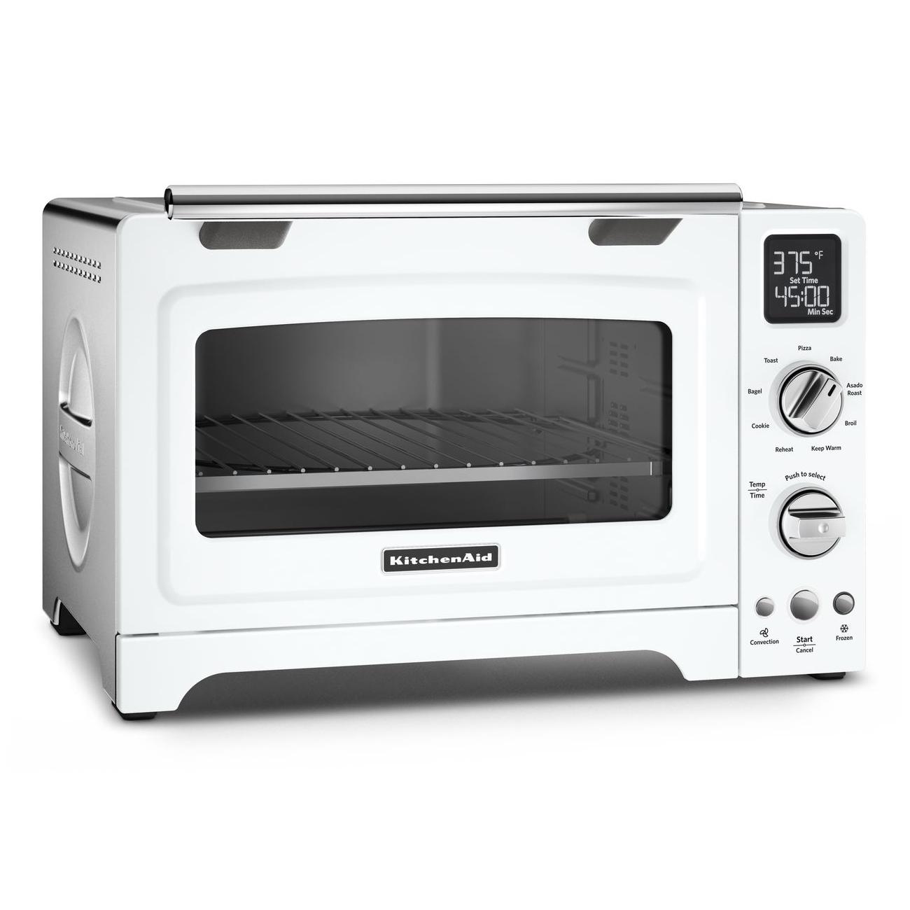 KitchenAid White Digital Convection Oven