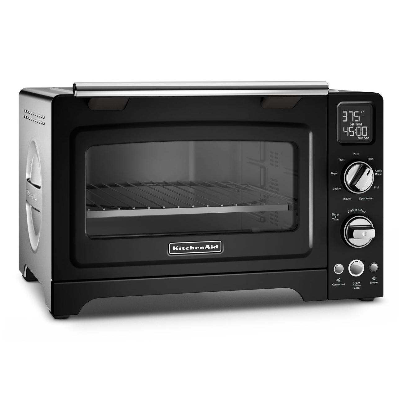 KitchenAid Onyx Black Digital Convection Oven