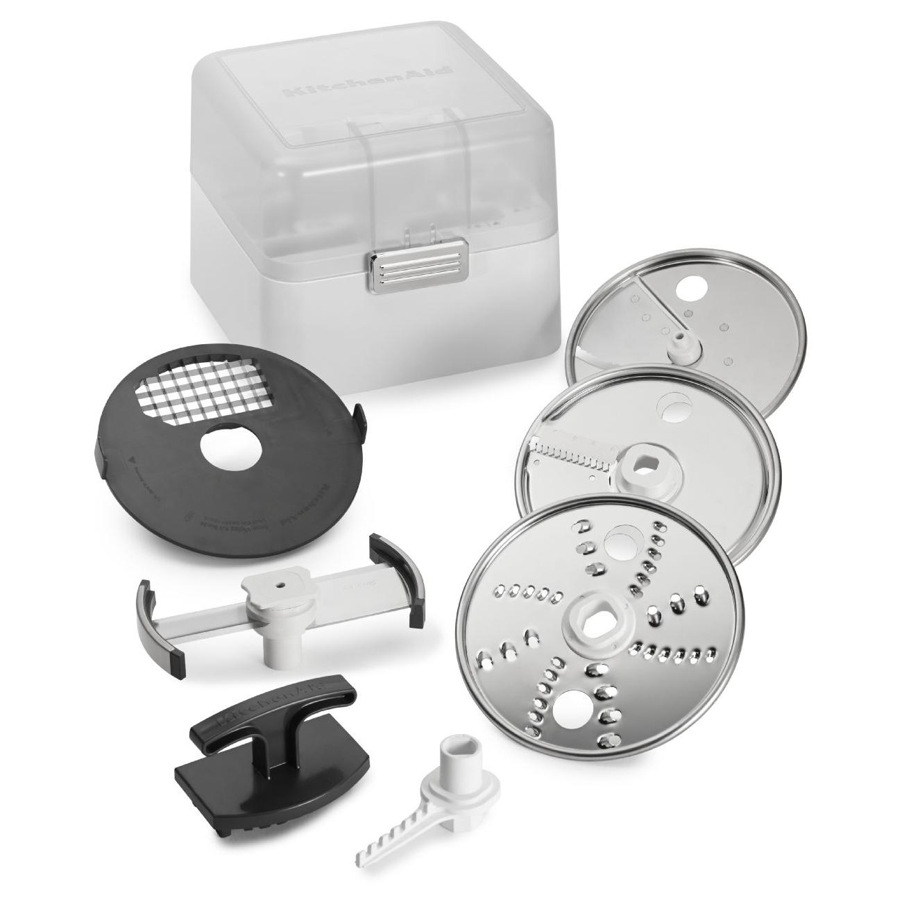 KitchenAid KSM1FPA Food Processor Attachment Accessory Kit