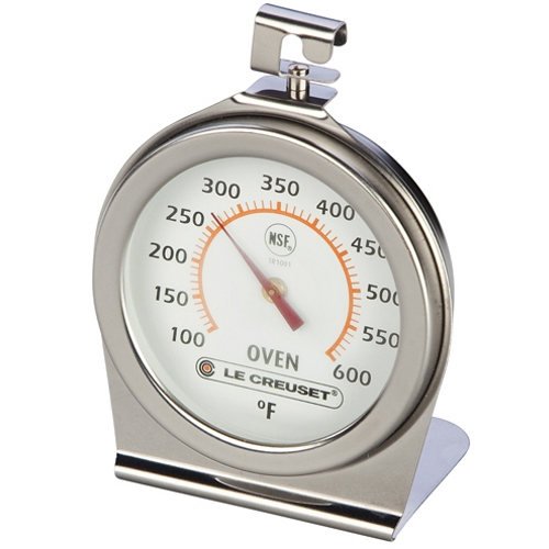 Le Creuset Stainless Steel Oven Thermometer