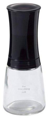 Kyocera Everything Black Ceramic Adjustable Herb Mill