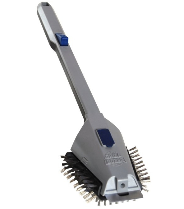Grill Dozer Steam Cleaning Grill Brush