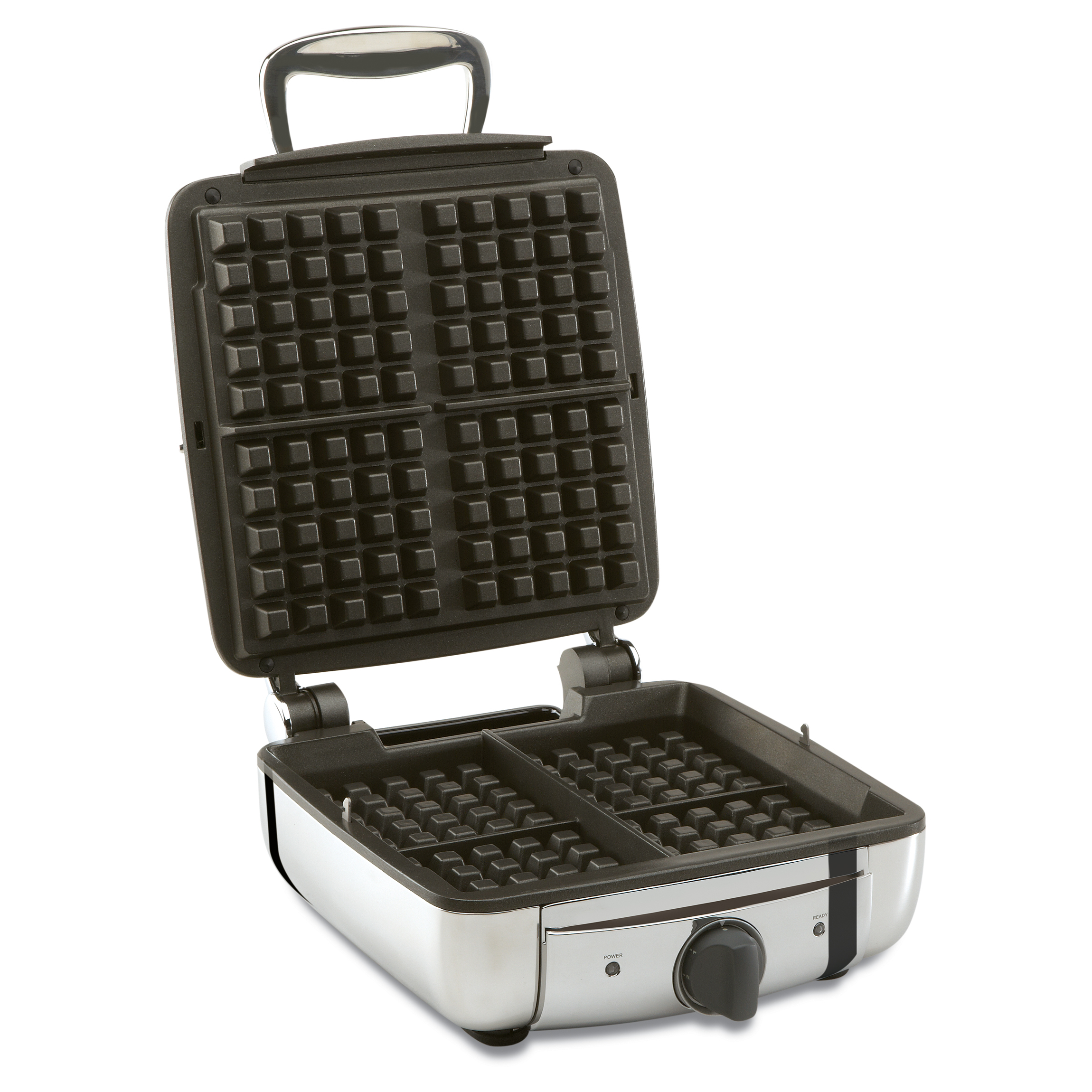 Belgian Waffle Maker 4 Square