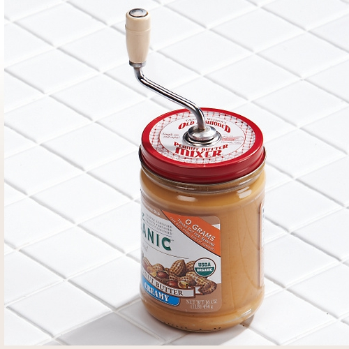 Organic Self Cleaning Peanut Butter Mixer
