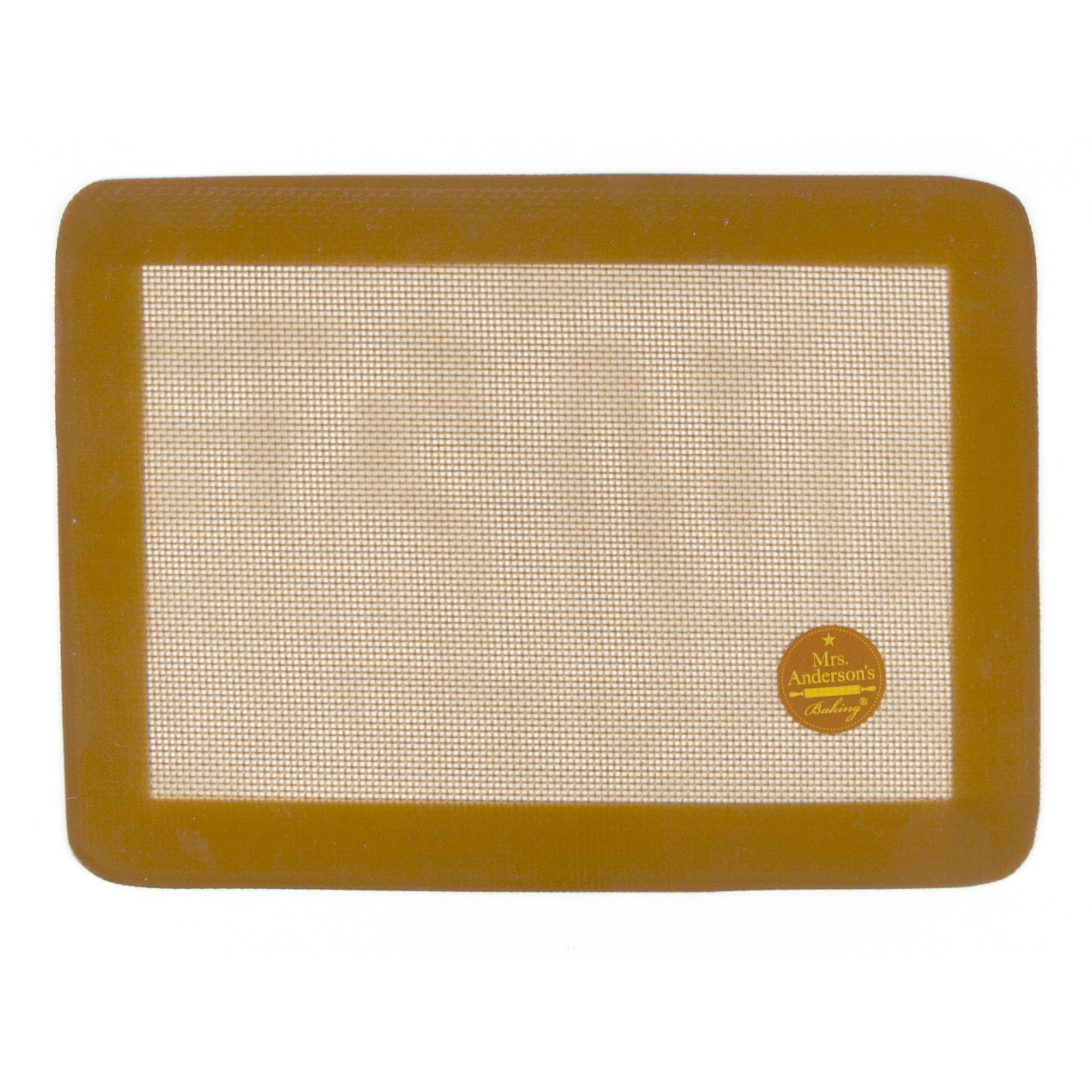 Mrs. Anderson's Silicone Non-Stick Toaster Oven Mat