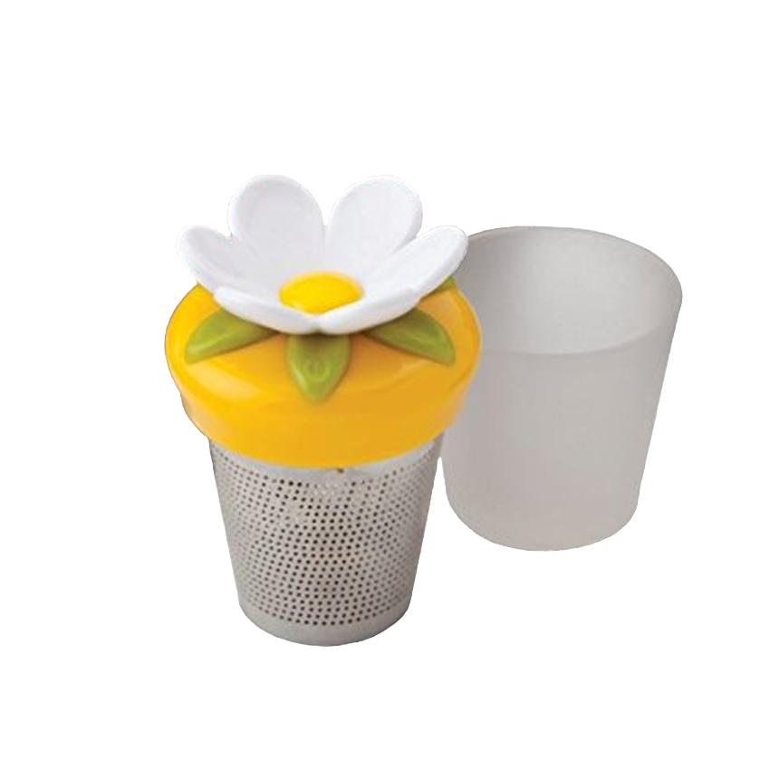 Joie Bloom Stainless Steel Floating Tea Infuser