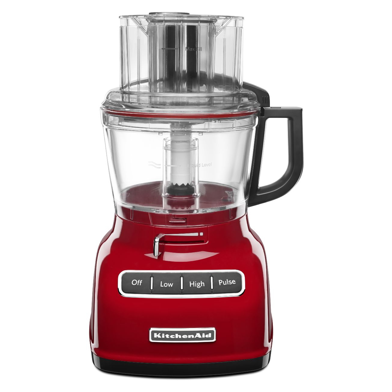 9 - Cup Food Processor with ExactSlice System - Empire Red