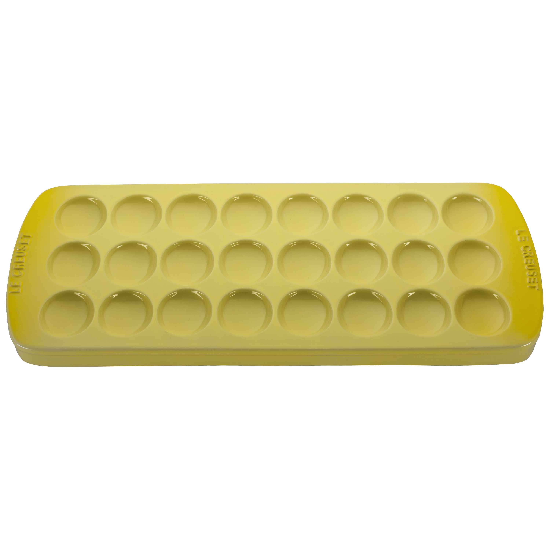 "Deviled Egg Platter - Soleil 16 1/4"" x 8"" x 1"" Stoneware"
