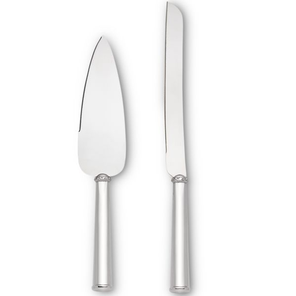 Lenox Devotion 2 Piece Cake Knife & Server Set