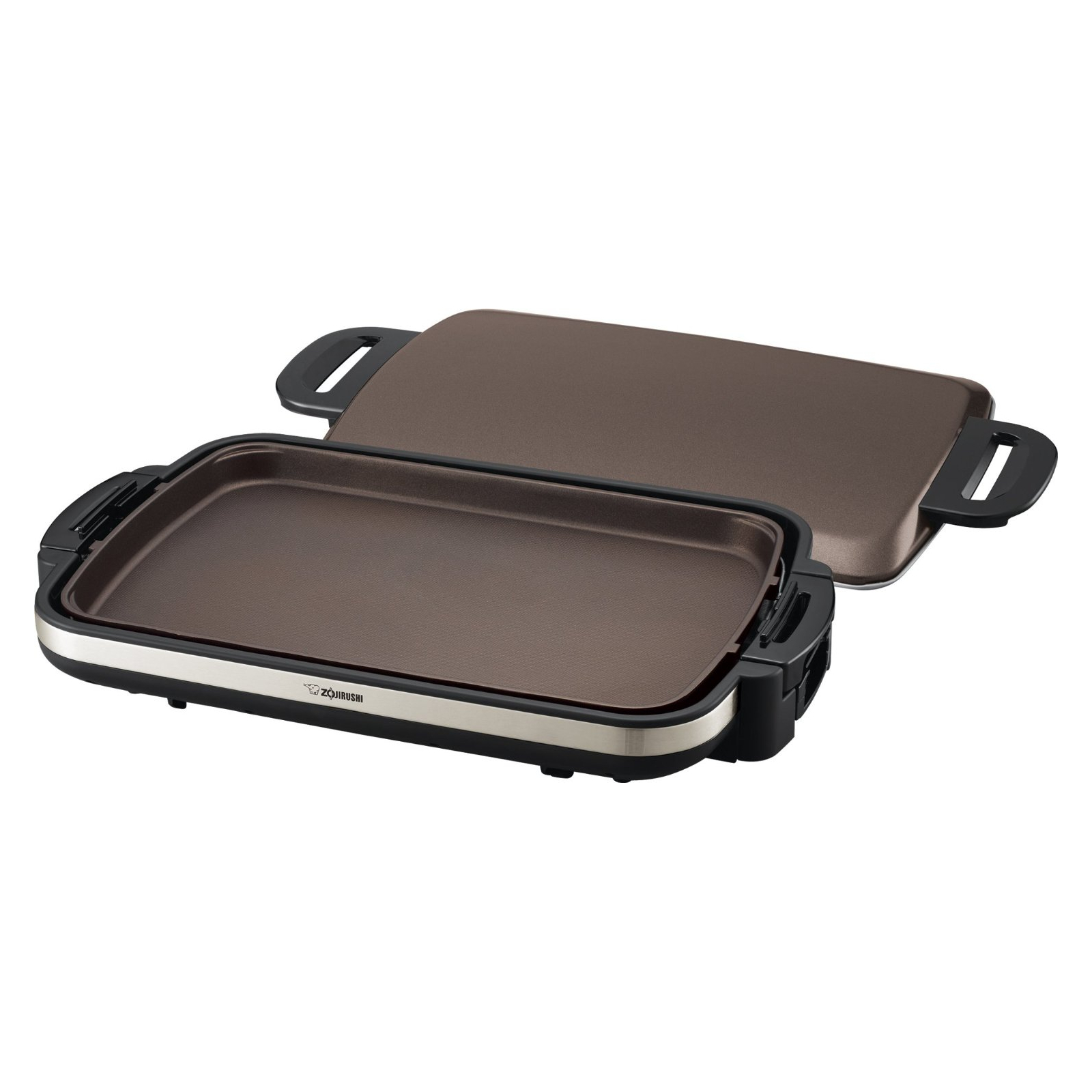 Zojirushi Gourmet Sizzler Stainless Brown Electric Griddle