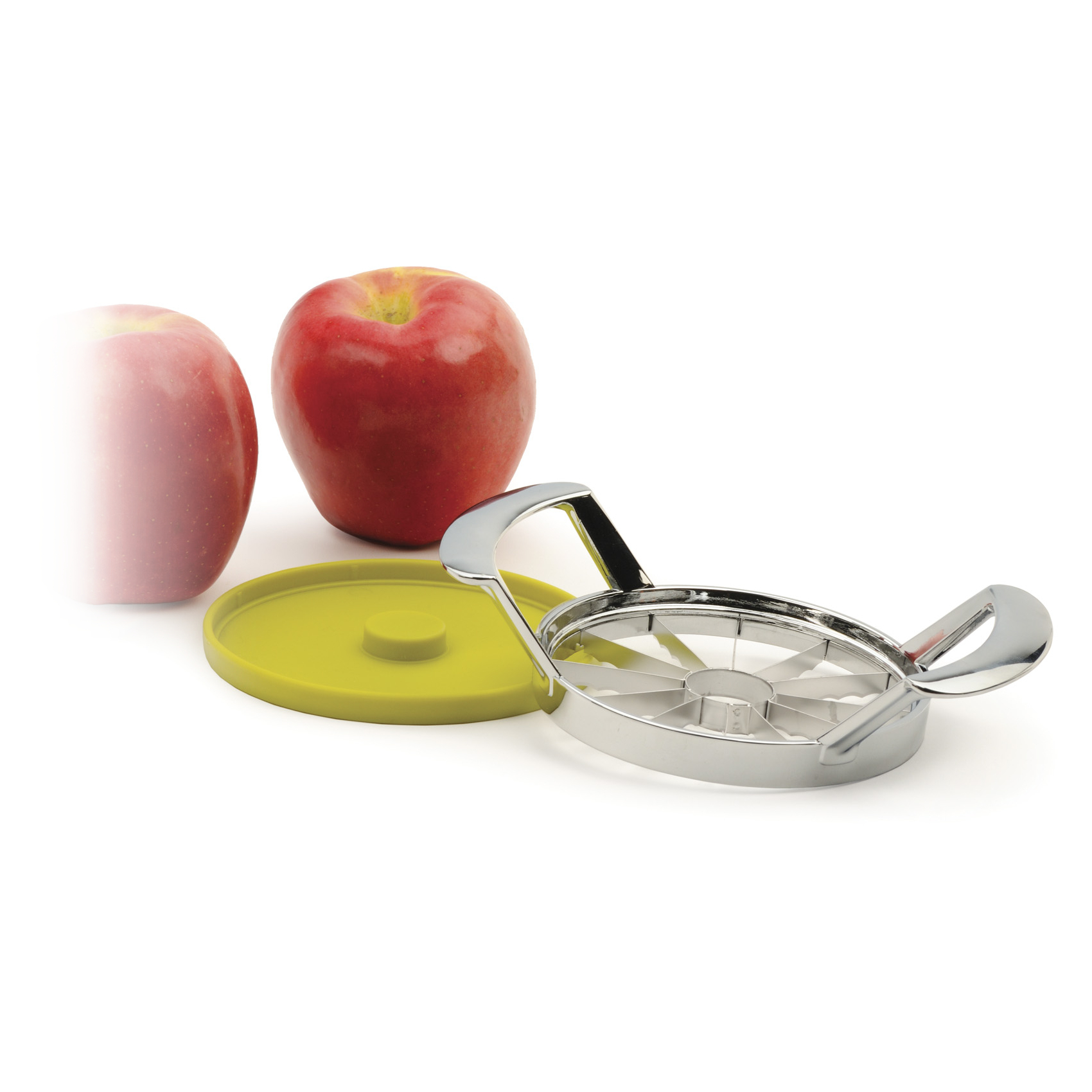 RSVP Classic Z-Gadget Green Jumbo Apple Slicer and Corer