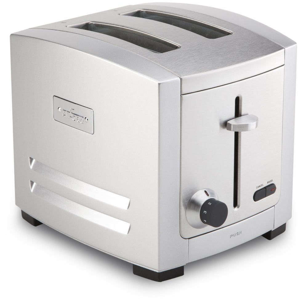 All-Clad Stainless Steel 2-Slice Toaster