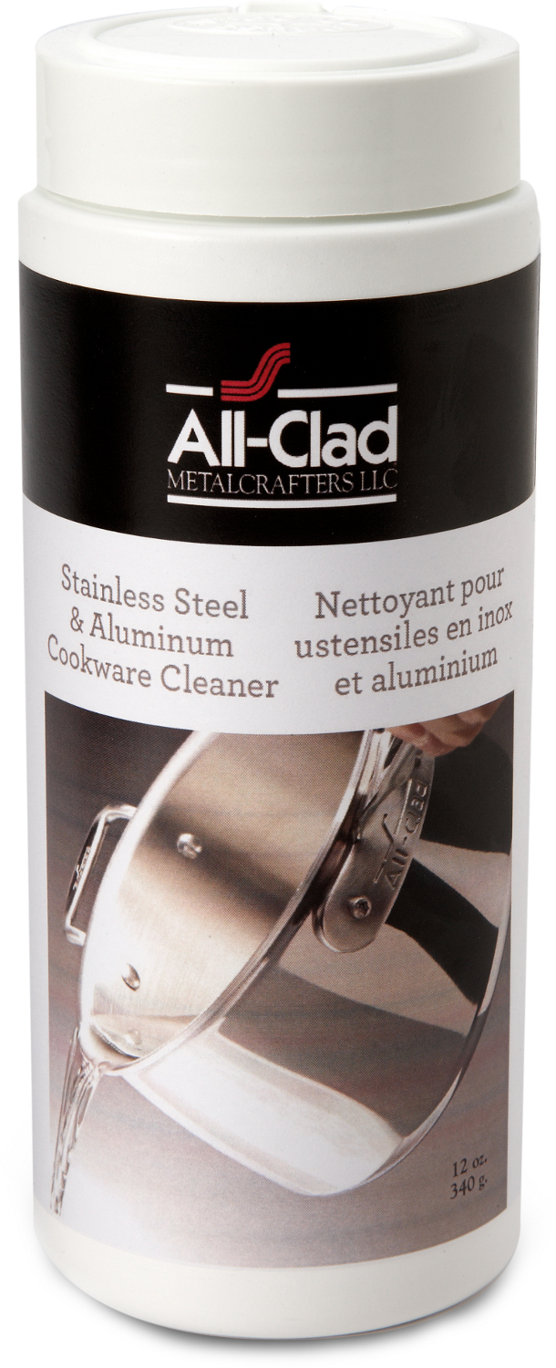All-Clad Cookware Cleaner, 12 Ounce Bottle