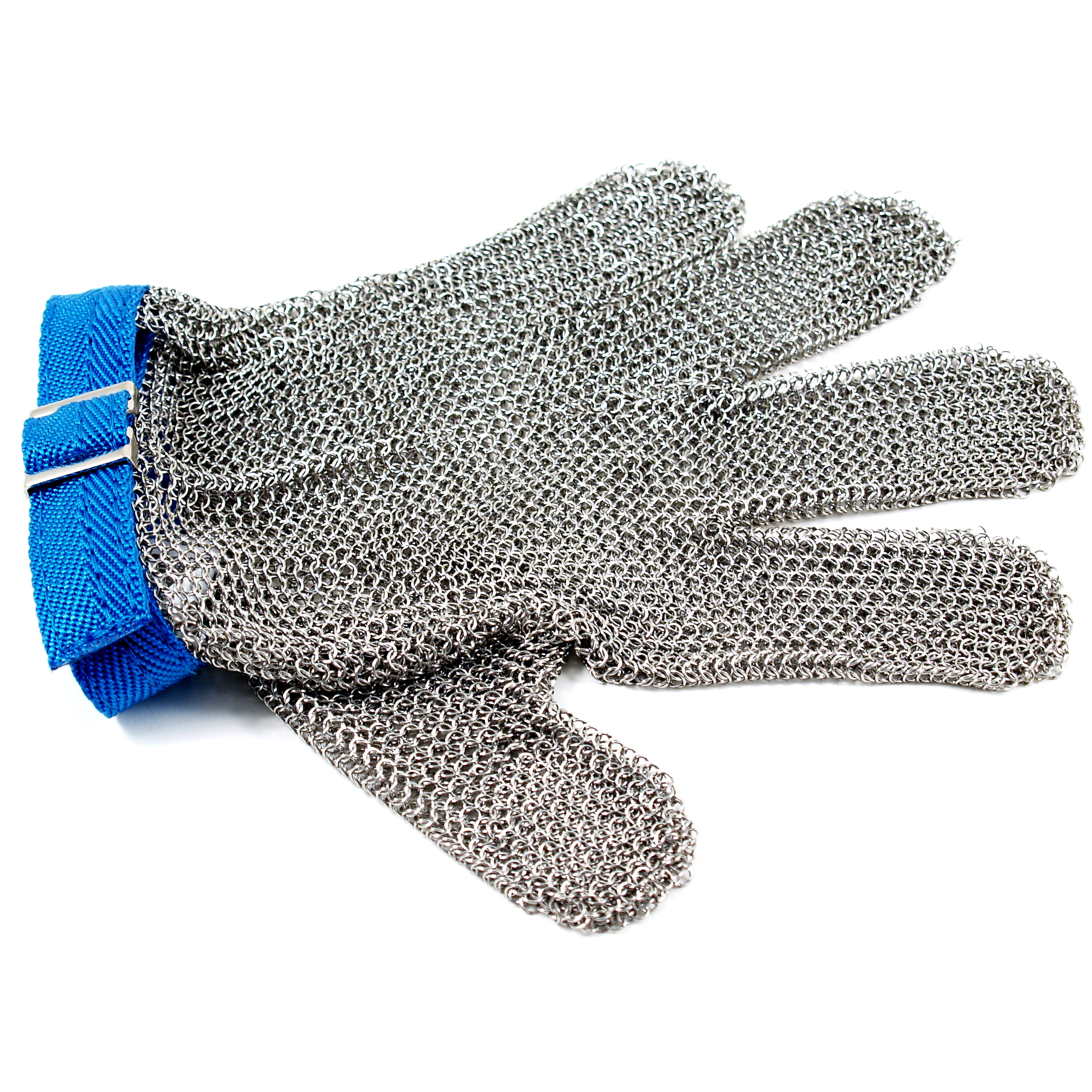 Victorinox HandShield Saf-T Guard Large Stainless Steel Mesh Safety Gloves