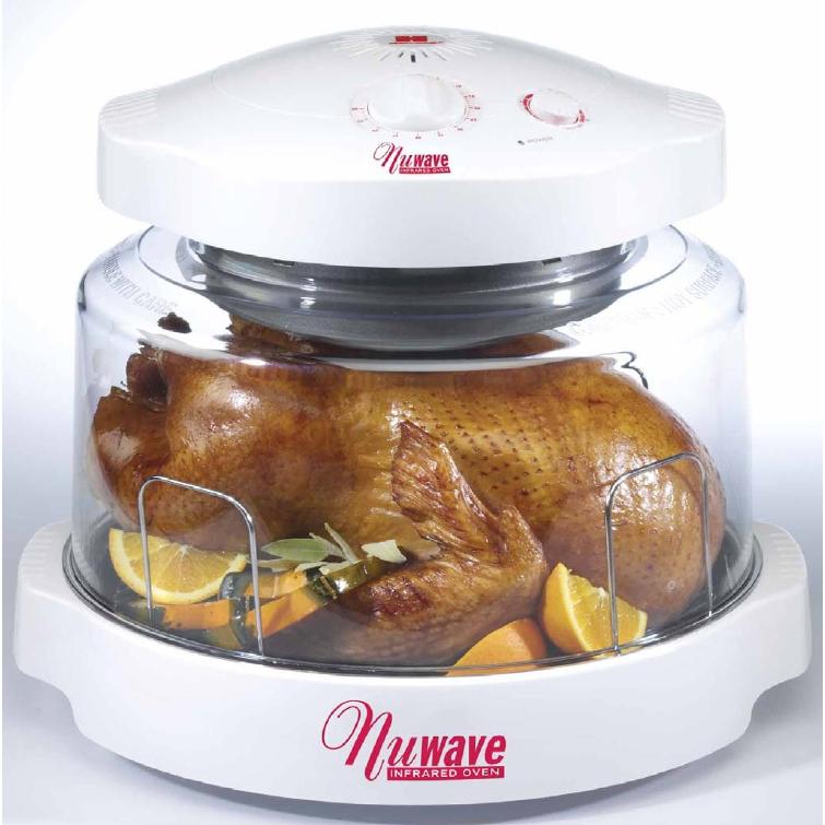Nuwave White Infrared Oven - Damaged Retail Box