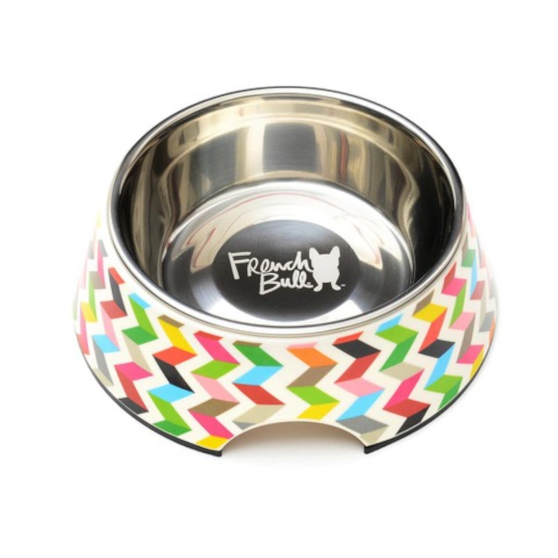 Ziggy White Pet Bowl 350ml