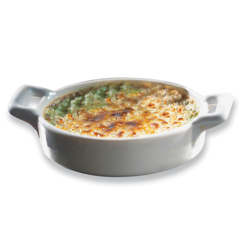 Revol Belle Cuisine Oval Creme Brulee Miniature Dish