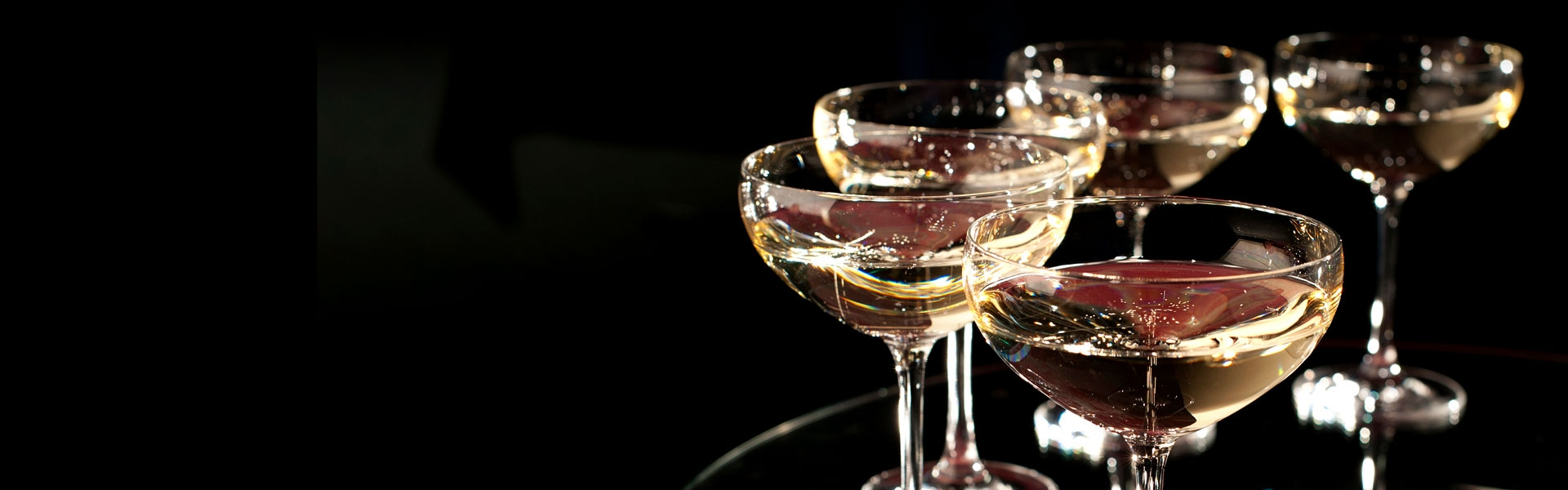 Grab Glasses to Toast the New Year!