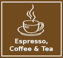 Coffee, Tea & Espresso