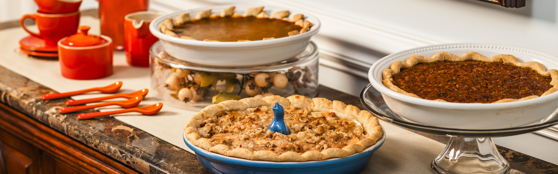 Create Delicious Pies for the Holidays