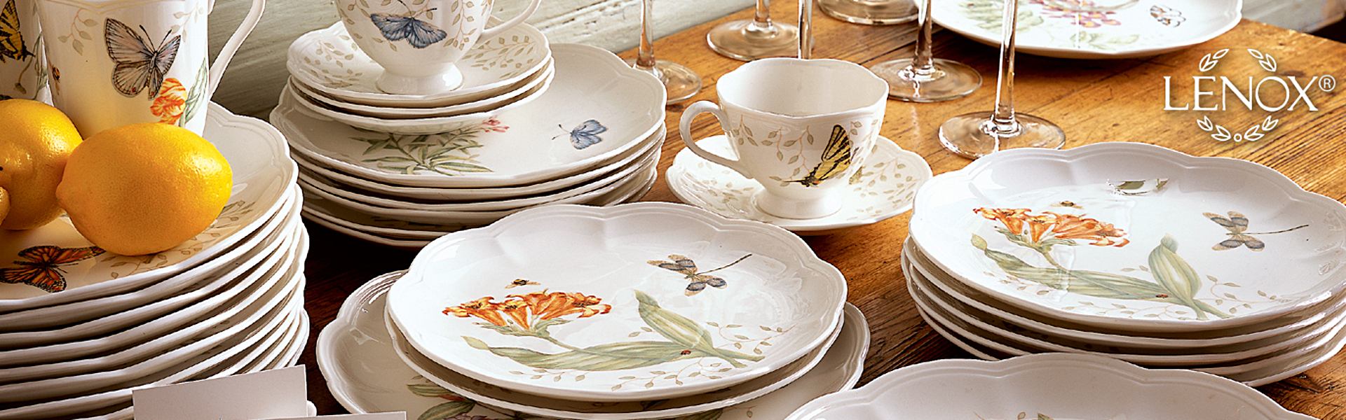 Lenox Butterfly Meadow Collection