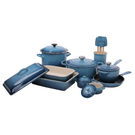 Le Creuset Marine 17 Piece Cookware and Bakeware Set