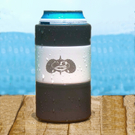 Toadfish Outfitters White Non-Tipping Can Cooler