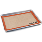 Essential Bakers Set with Nordic Ware Aluminum Half Sheet Pan and Silpat Nonstick Mat, 13 x 18 Inch