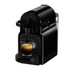 DeLonghi Nespresso Inissia Black Espresso Machine with Free Set of 6 Espresso Glasses