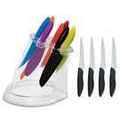 Kai Pure Komachi 2 9 Piece Knife Block Set Plus Bonus 4 Piece Steak Knife Set