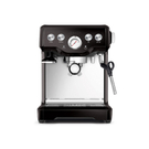 Breville The Infuser Black Sesame Espresso Machine with Black Sesame Smart Grinder Pro