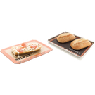 Deluxe Bakers Set with Nordic Ware Aluminum Half Sheet, Silpat Nonstick Baking Mat, and Silpat Nonstick Bread Mat, 13 x 18 Inch