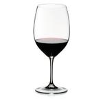 Riedel Vinum Leaded Crystal Bordeaux / Cabernet Wine Glass, Set of 2
