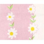 """Floral Bouquet Oblong Tablecloth, 84"""""""